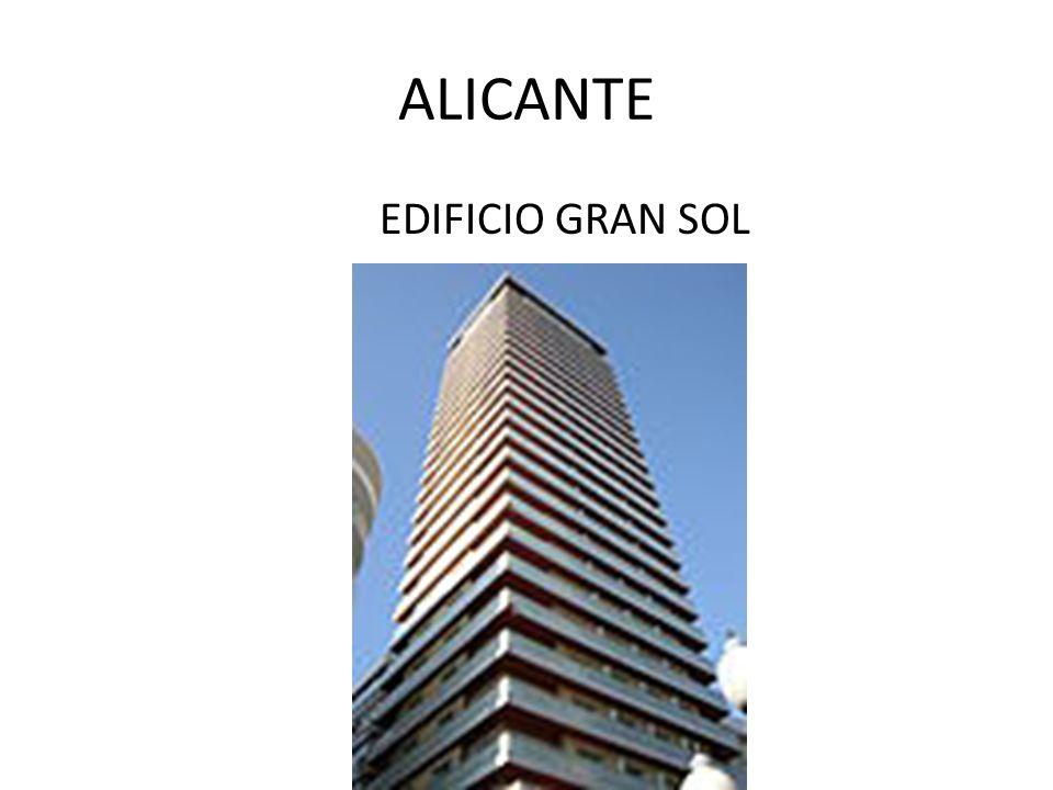 ALICANTE EDIFICIO GRAN SOL