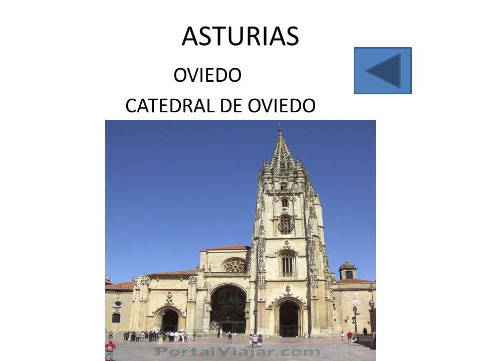 ASTURIAS OVIEDO CATEDRAL DE OVIEDO