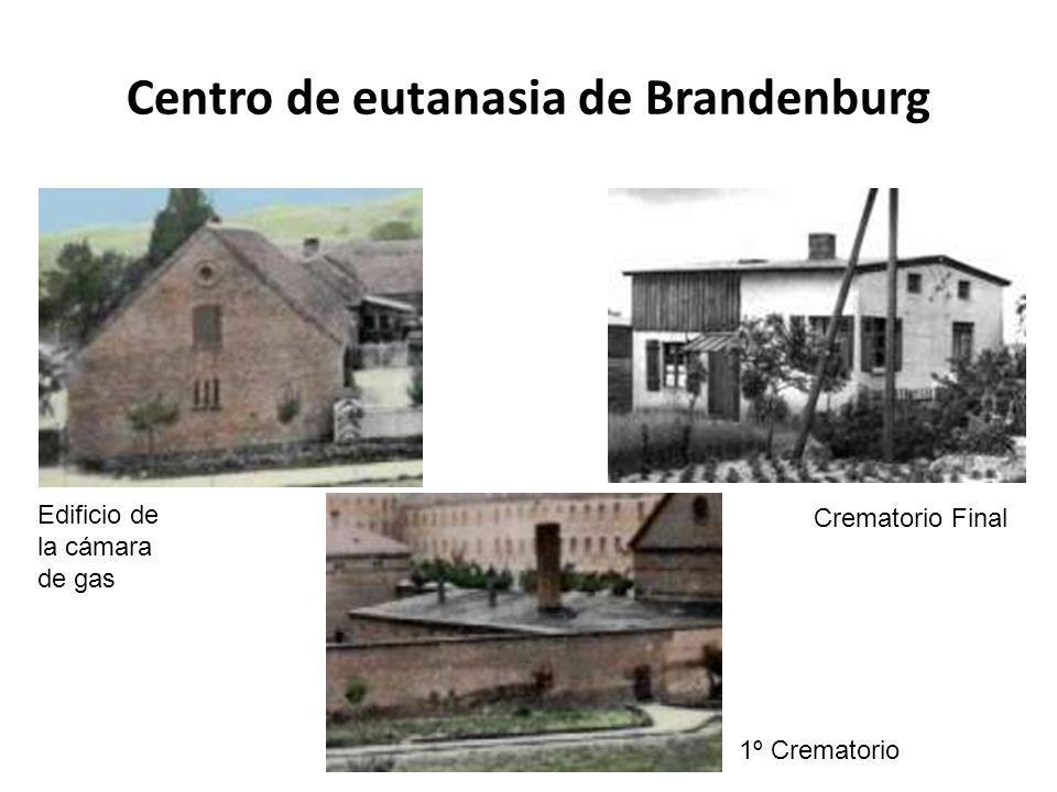Centro de eutanasia de Brandenburg
