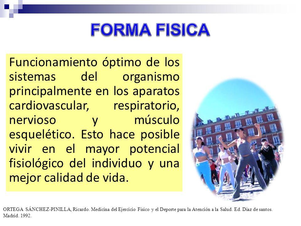 FORMA FISICA