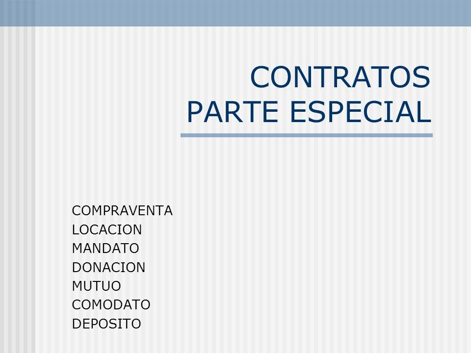 CONTRATOS PARTE ESPECIAL