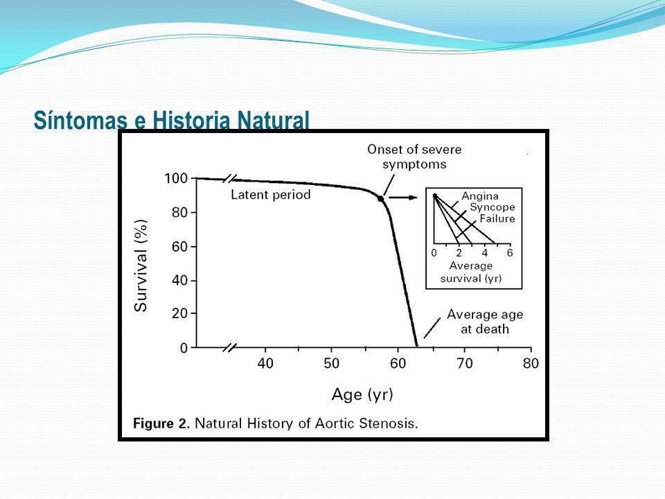 Síntomas e Historia Natural
