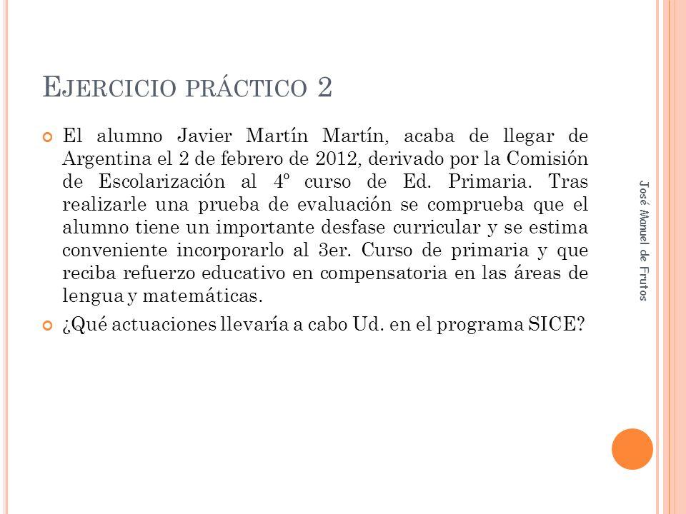 Ejercicio práctico 2