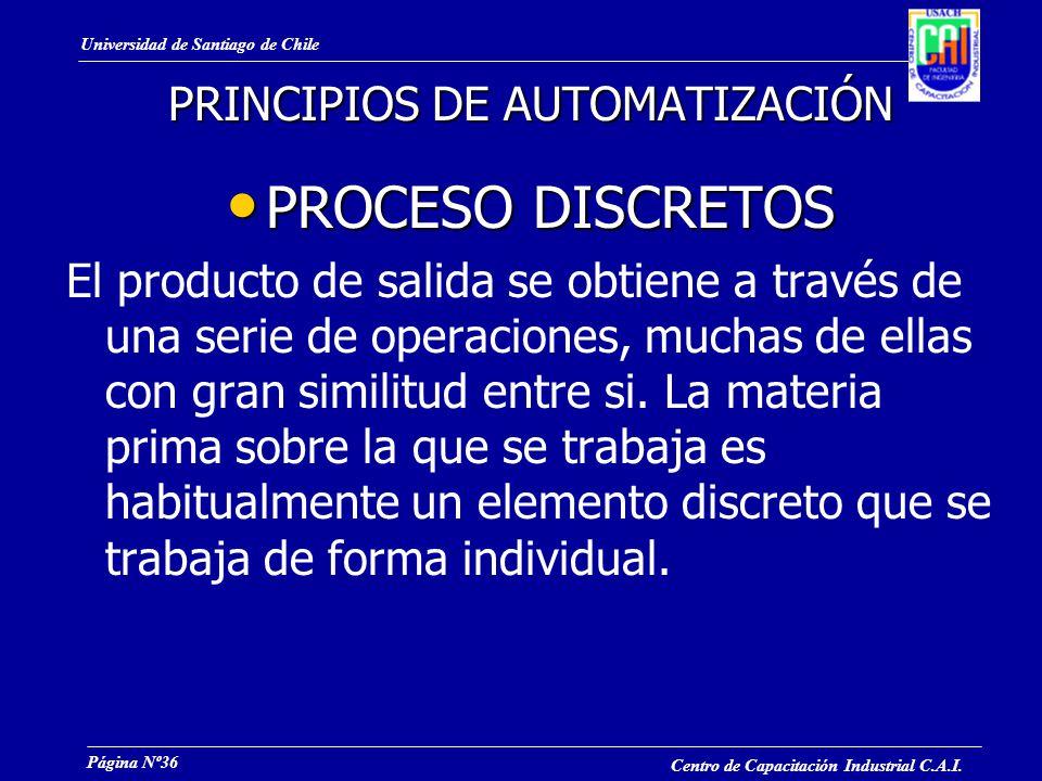 PRINCIPIOS DE AUTOMATIZACIÓN