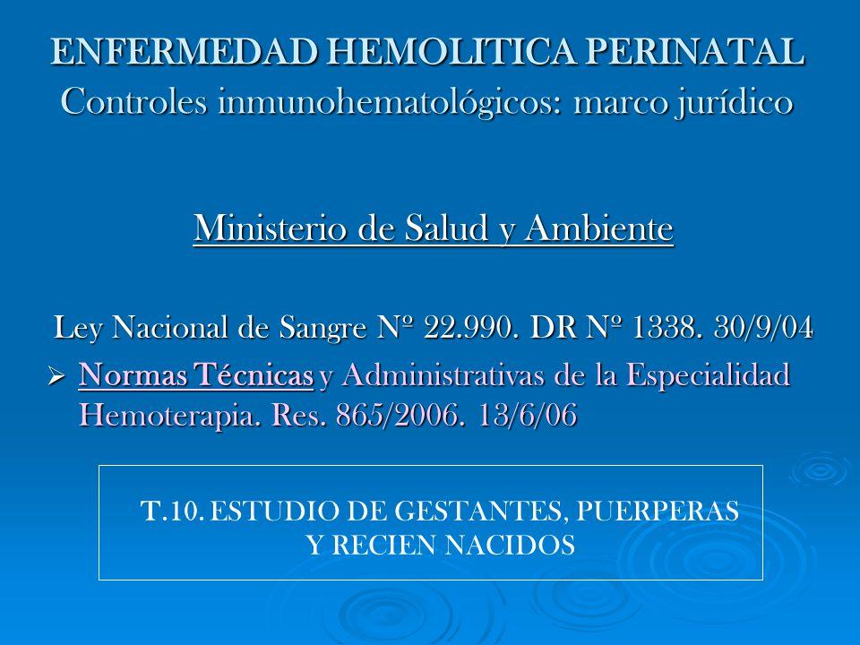 Ministerio de Salud y Ambiente