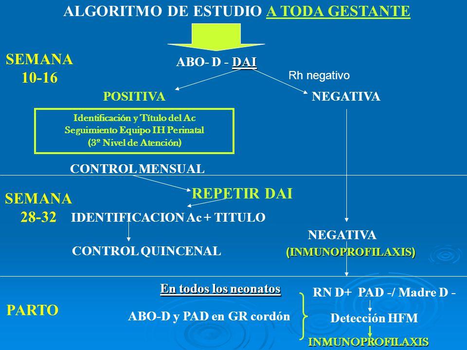 Identificación y Título del Ac Seguimiento Equipo IH Perinatal