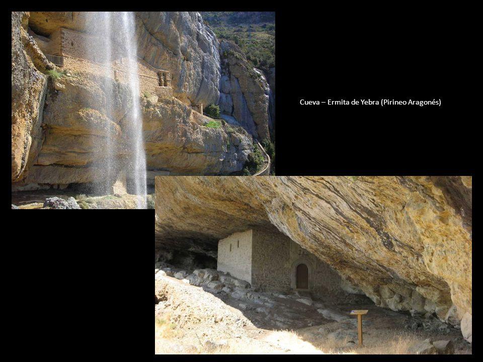 Cueva – Ermita de Yebra (Pirineo Aragonés)
