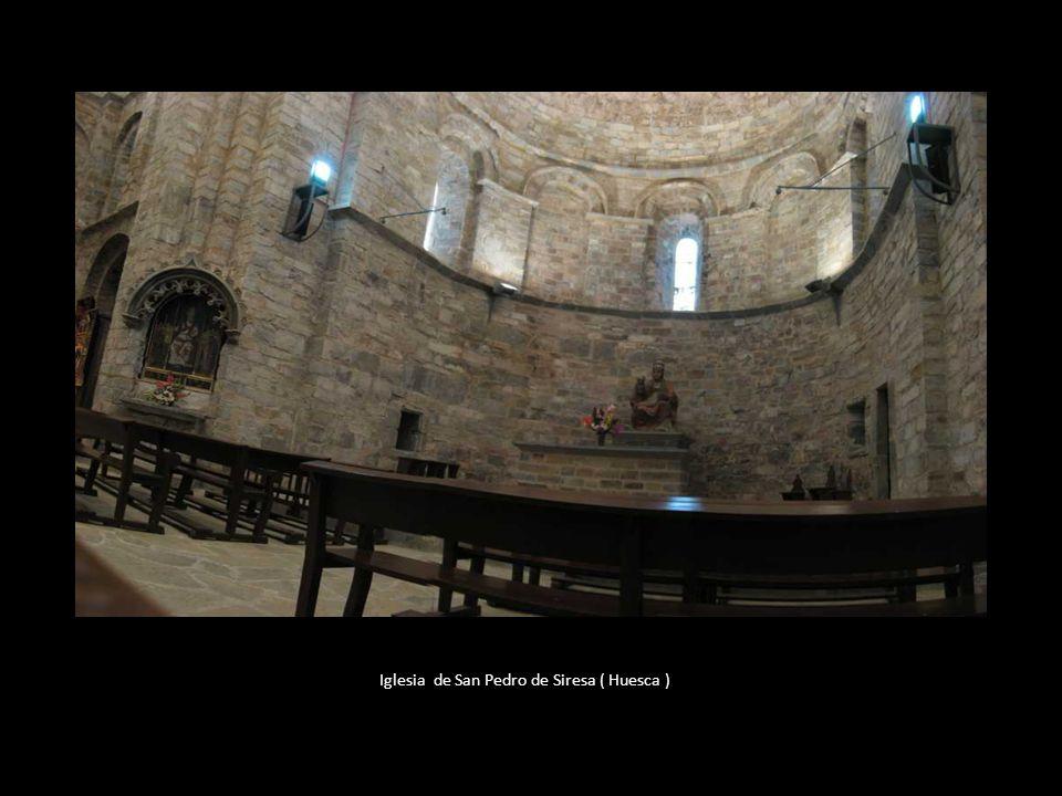 Iglesia de San Pedro de Siresa ( Huesca )