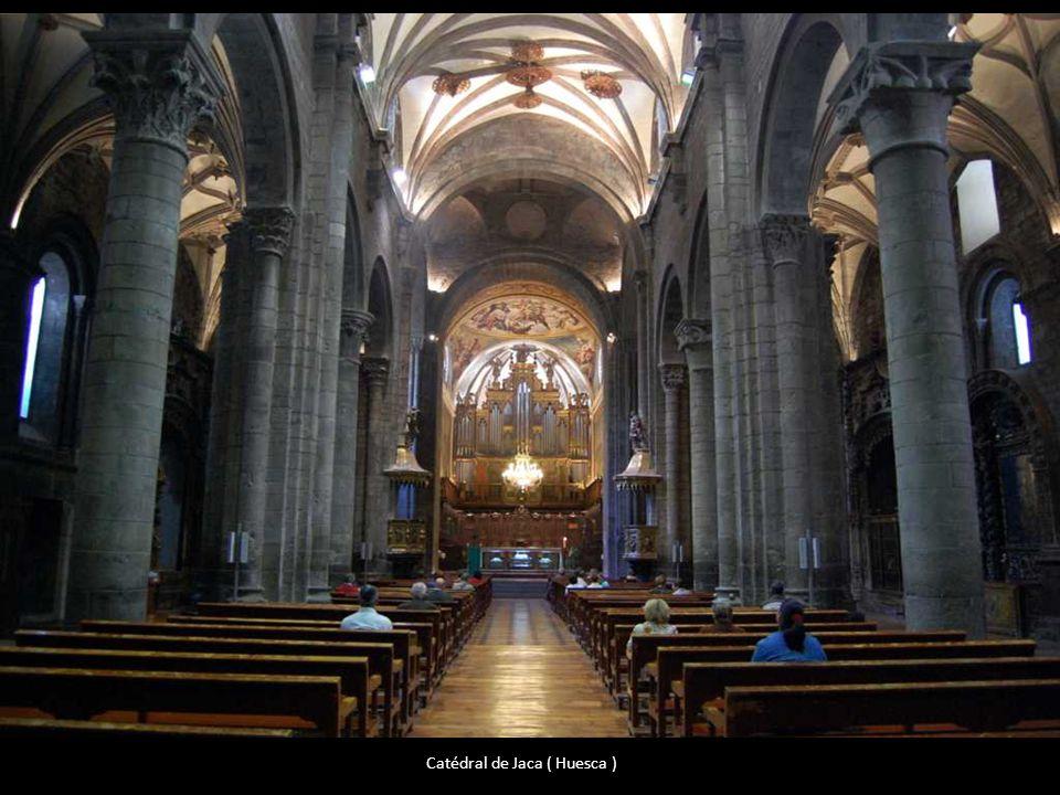 Catédral de Jaca ( Huesca )