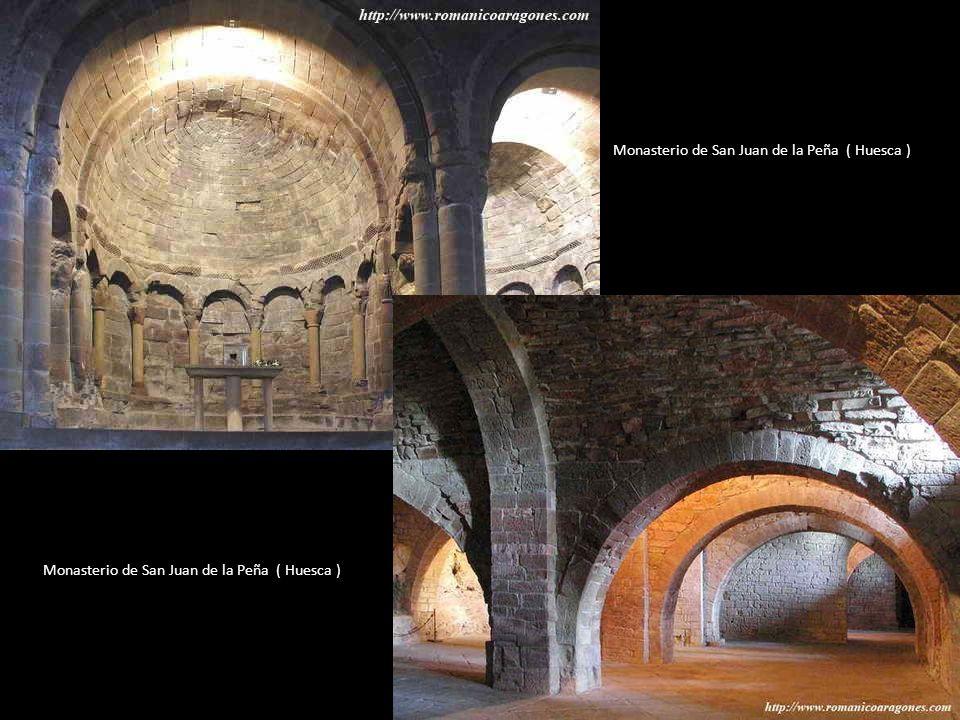 Monasterio de San Juan de la Peña ( Huesca )