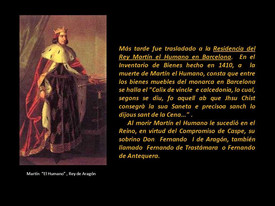 Martín El Humano , Rey de Aragón
