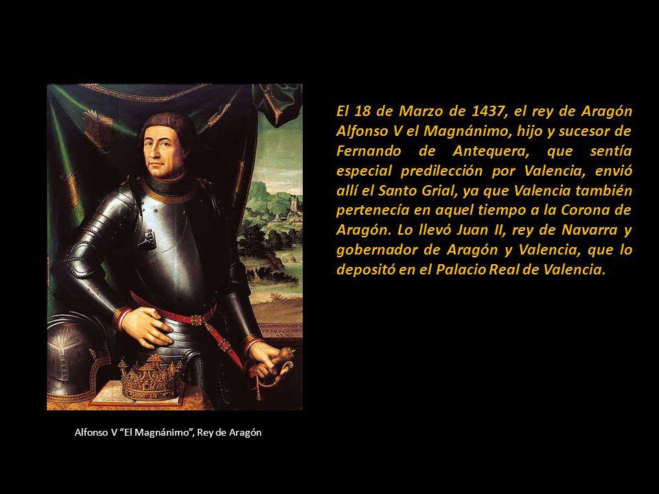 Alfonso V El Magnánimo , Rey de Aragón