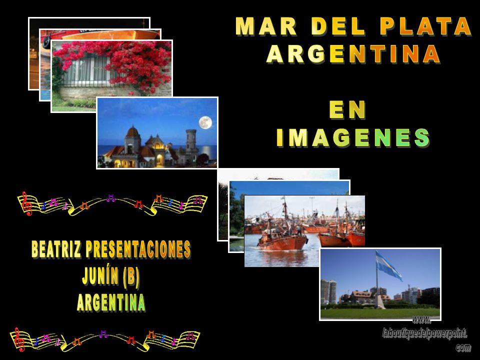 MAR DEL PLATA ARGENTINA EN IMAGENES BEATRIZ PRESENTACIONES JUNÍN (B)
