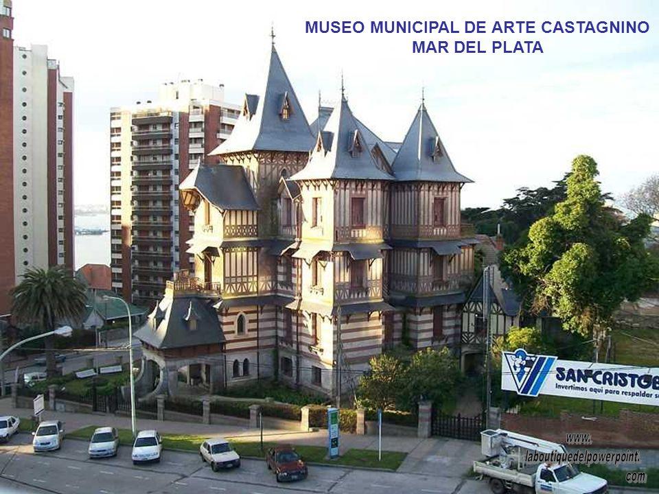 MUSEO MUNICIPAL DE ARTE CASTAGNINO