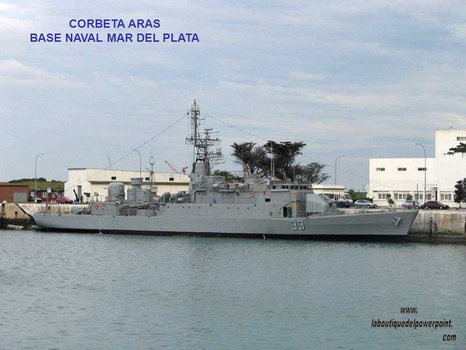 BASE NAVAL MAR DEL PLATA