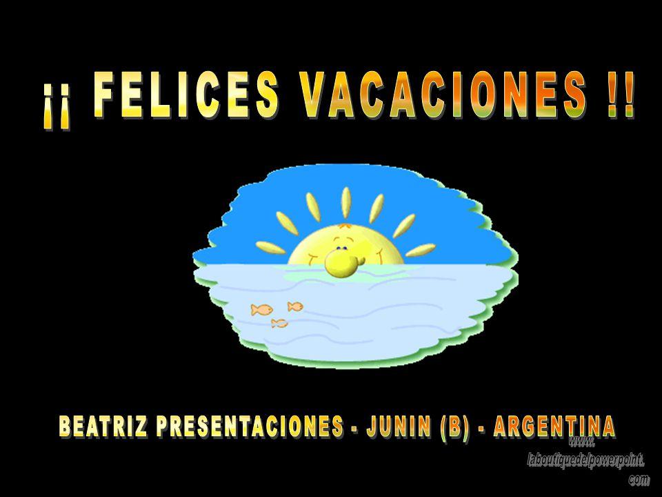 BEATRIZ PRESENTACIONES - JUNIN (B) - ARGENTINA