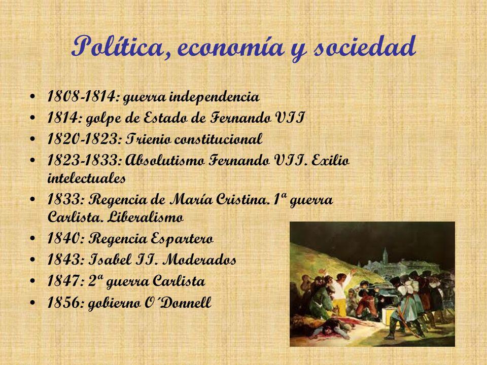 Política, economía y sociedad