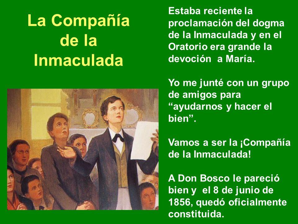 La Compañía de la Inmaculada
