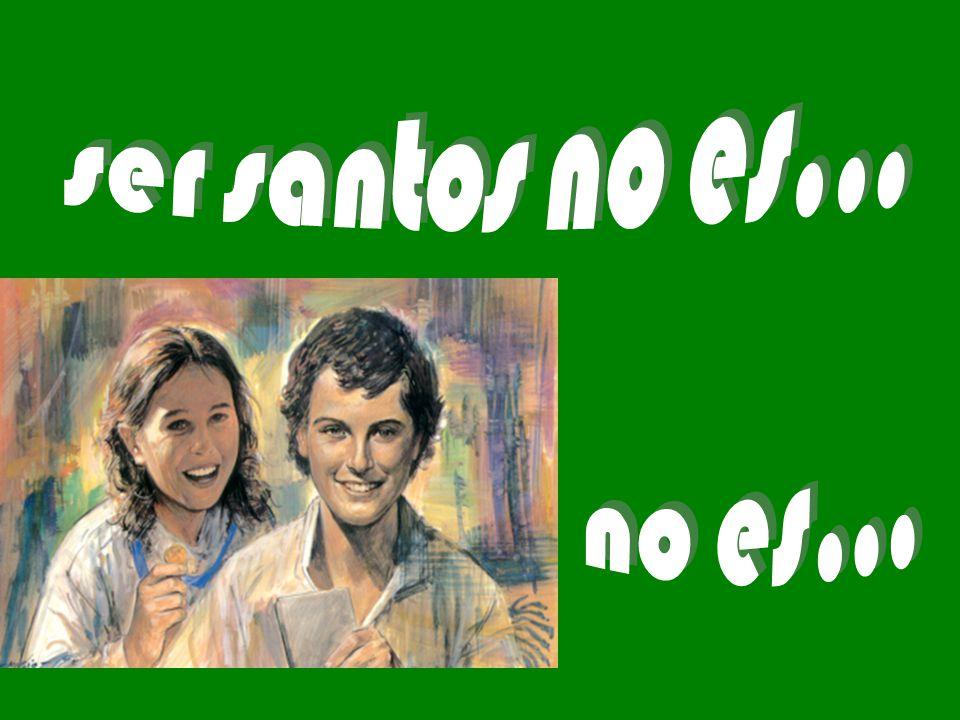 ser santos no es... no es...
