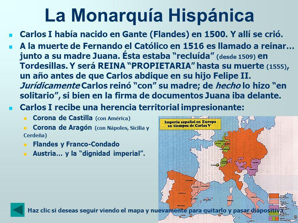 La Monarquía Hispánica