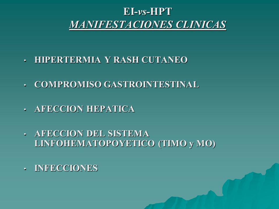 EI-vs-HPT MANIFESTACIONES CLINICAS