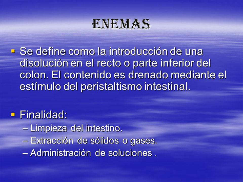 ENEMAS