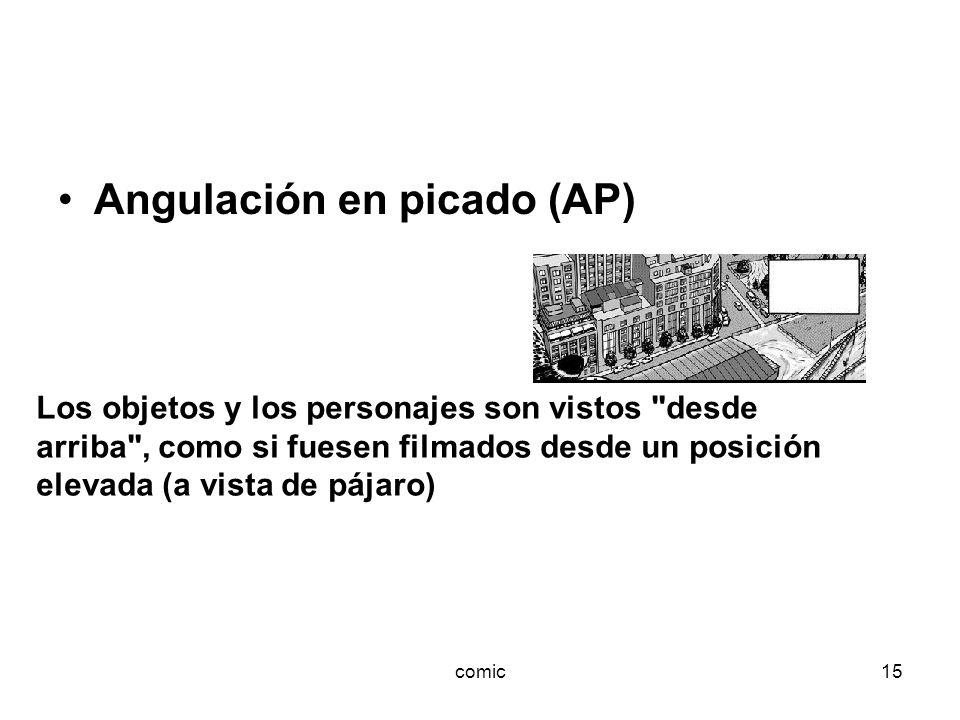 Angulación en picado (AP)