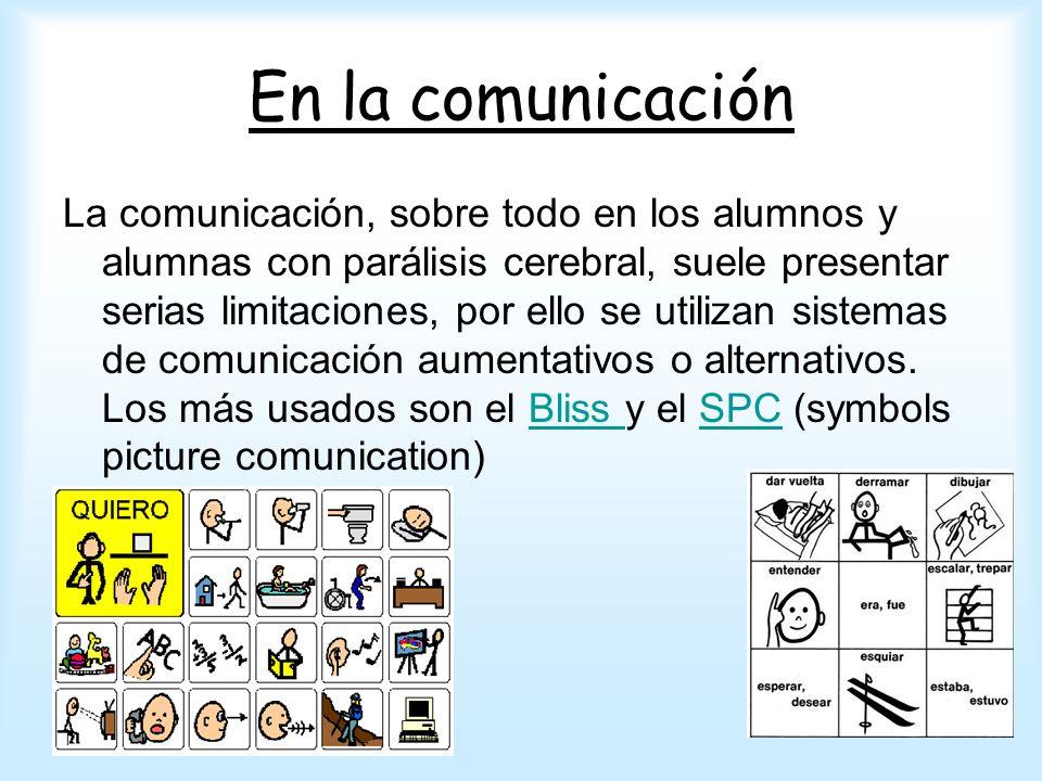 En la comunicación