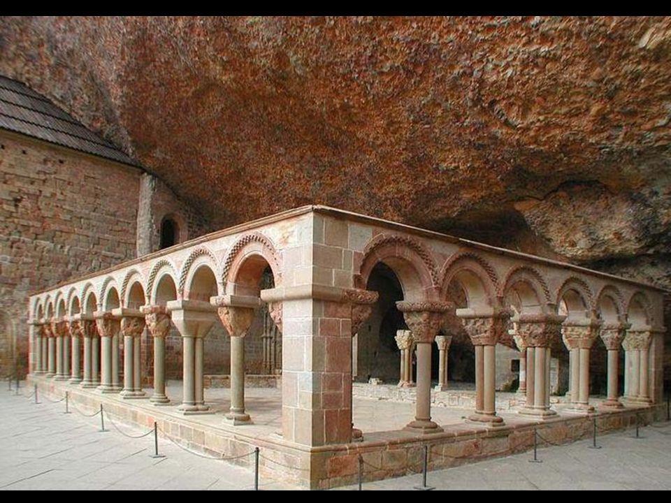 San Juan de la Peña ( Huesca )