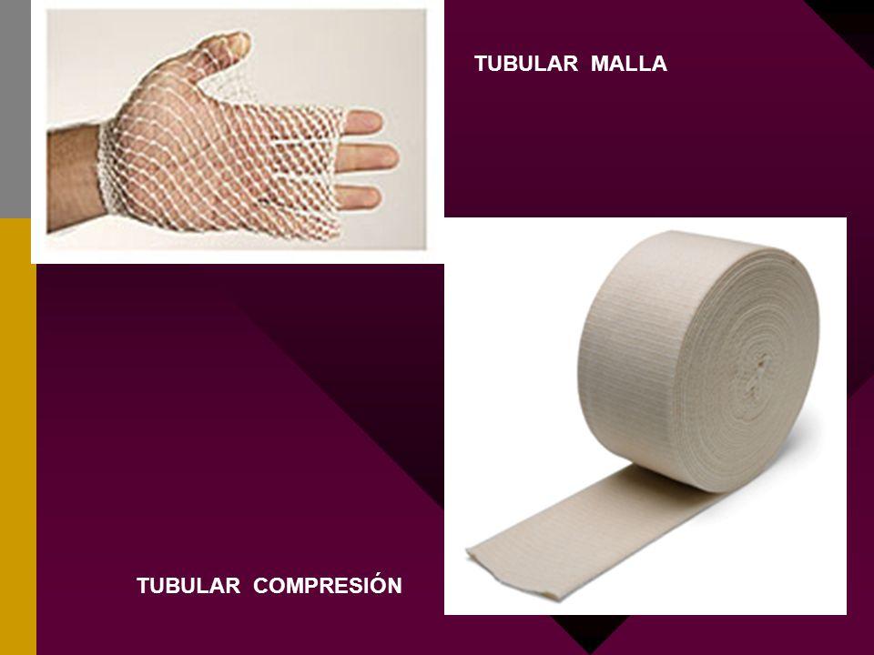 TUBULAR MALLA TUBULAR COMPRESIÓN