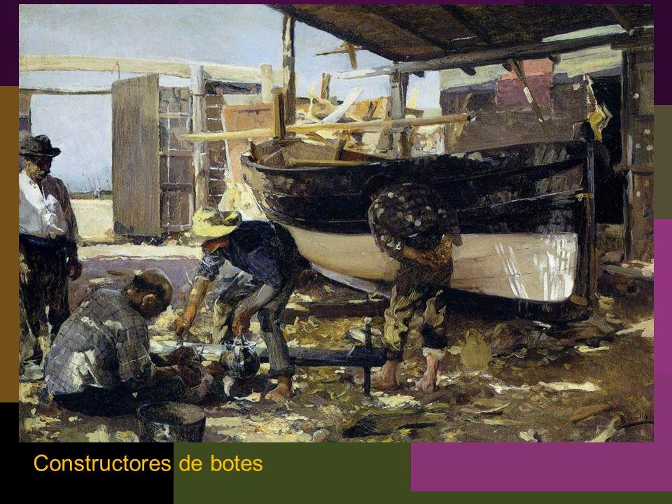 Constructores de botes