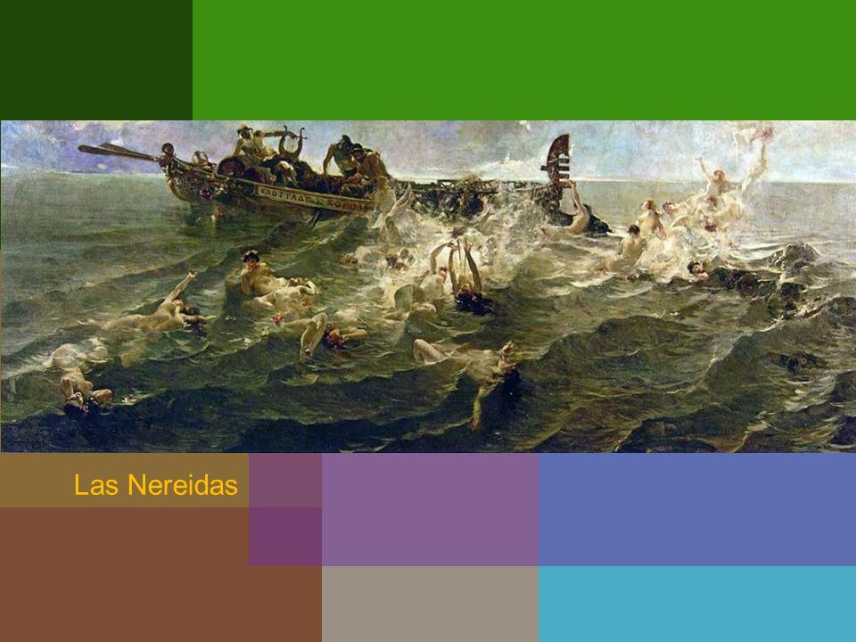 Las Nereidas