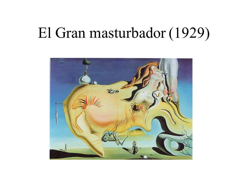 El Gran masturbador (1929)