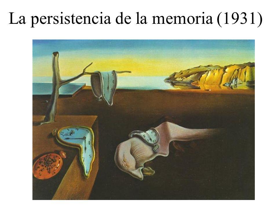 La persistencia de la memoria (1931)