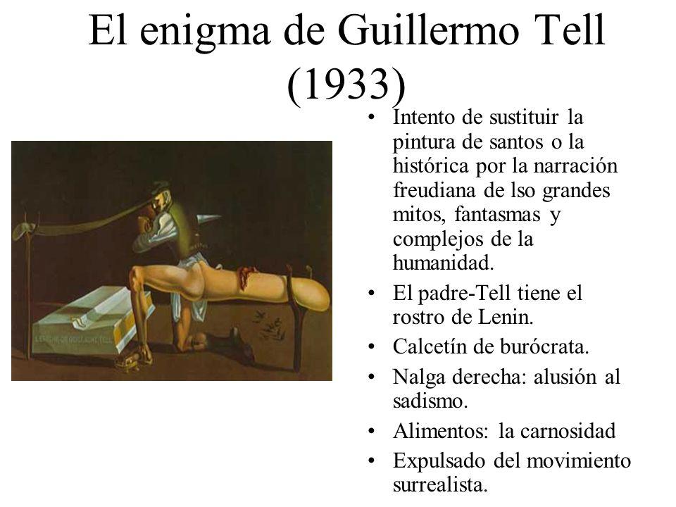 El enigma de Guillermo Tell (1933)