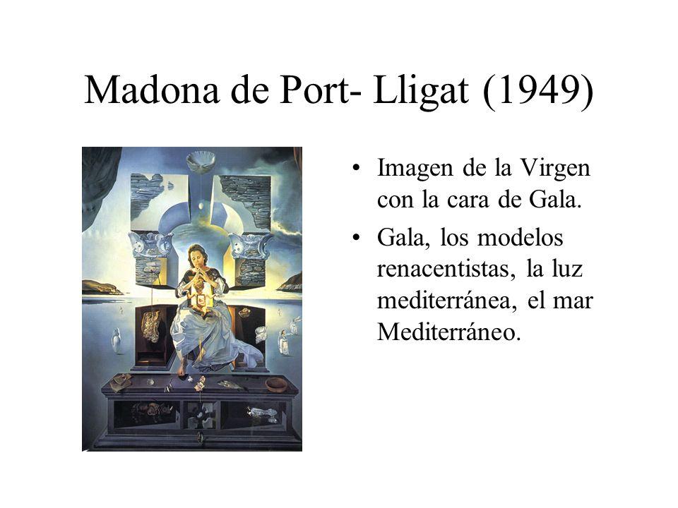 Madona de Port- Lligat (1949)