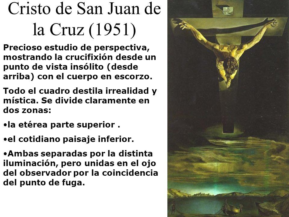 Cristo de San Juan de la Cruz (1951)