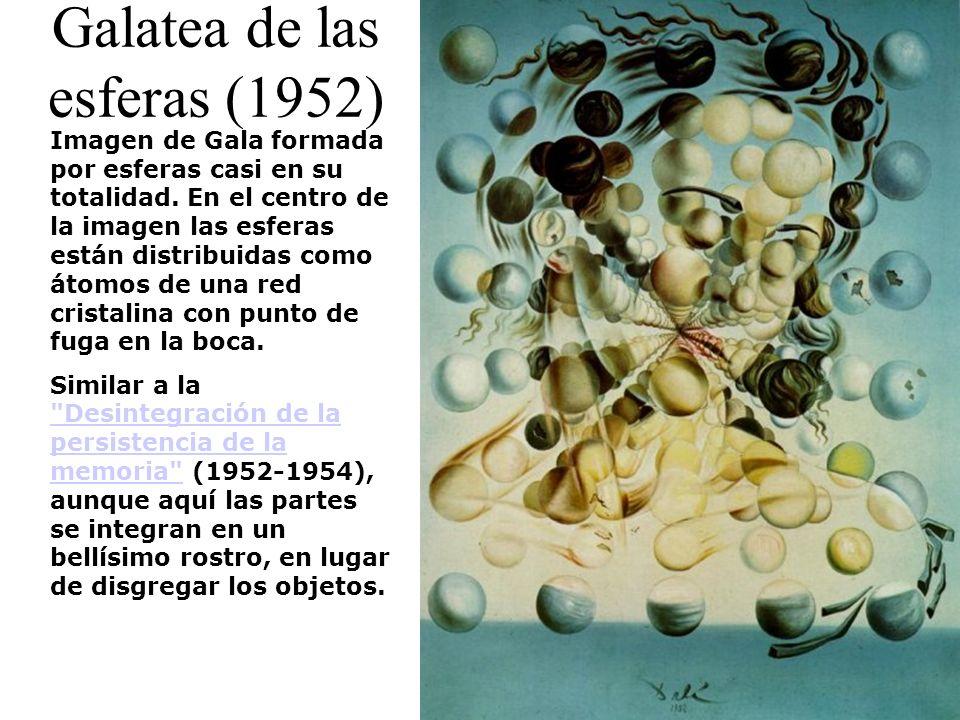 Galatea de las esferas (1952)
