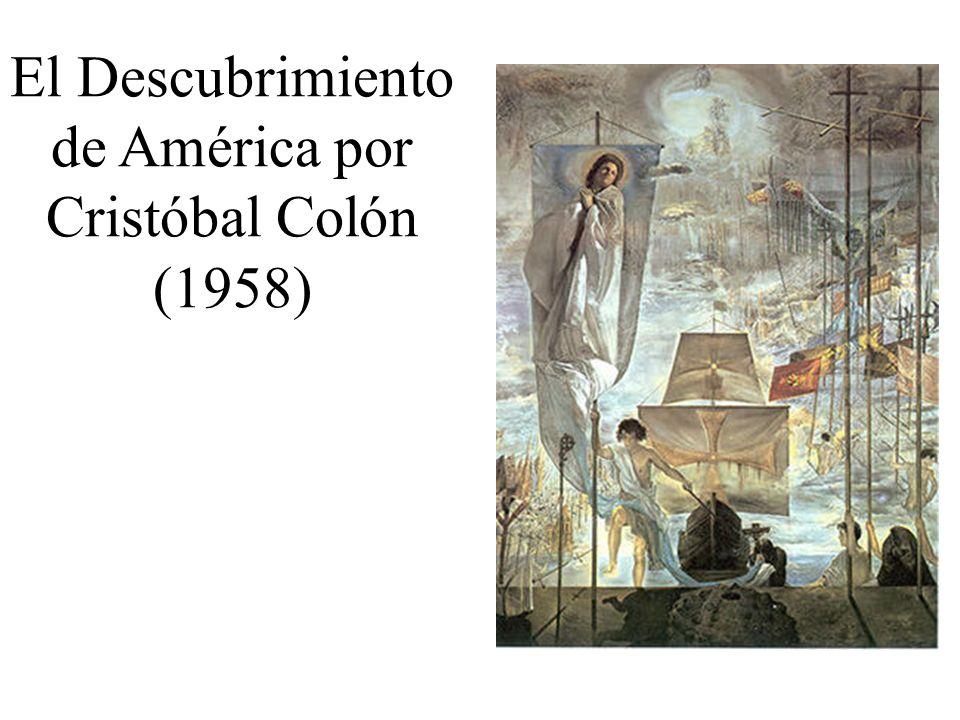 El Descubrimiento de América por Cristóbal Colón (1958)