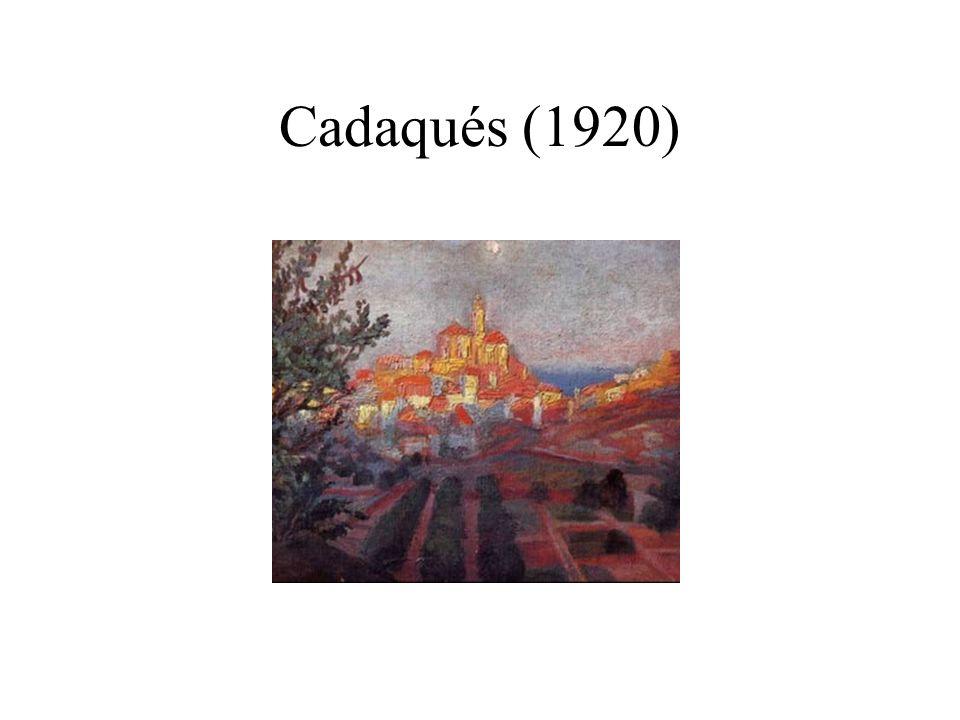 Cadaqués (1920)