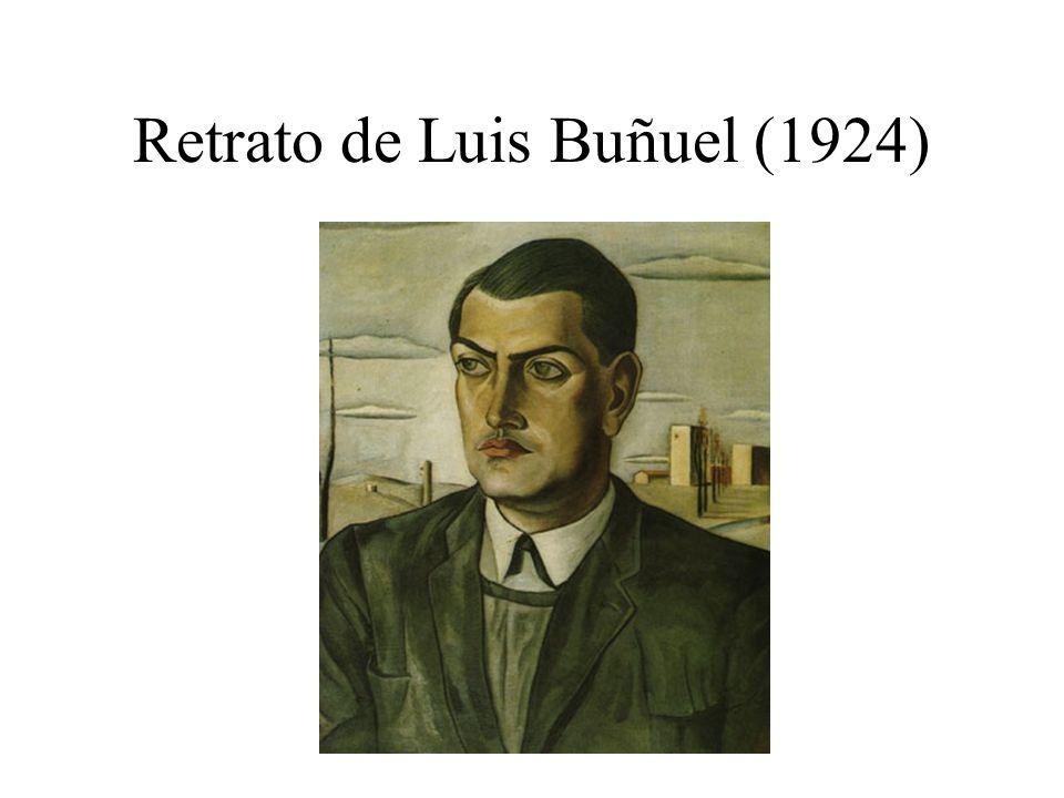 Retrato de Luis Buñuel (1924)