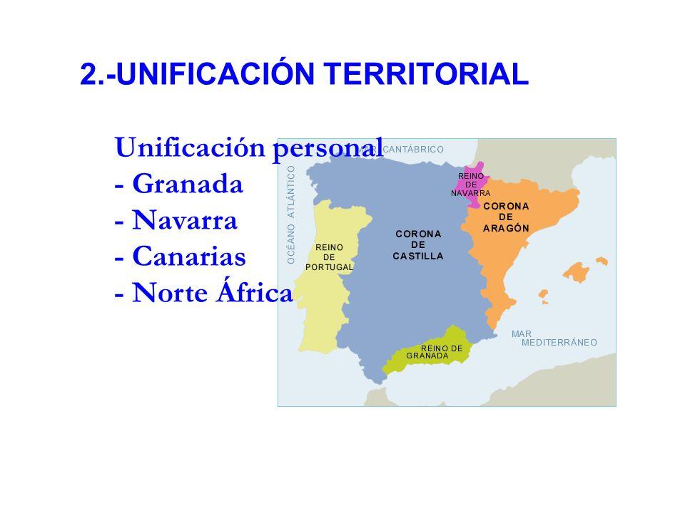 2.-UNIFICACIÓN TERRITORIAL