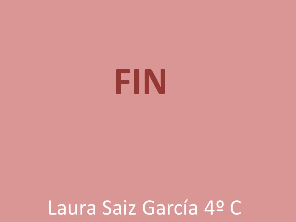 FIN Laura Saiz García 4º C