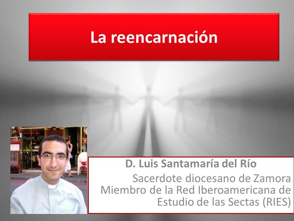 D. Luis Santamaría del Río