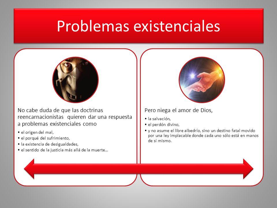 Problemas existenciales