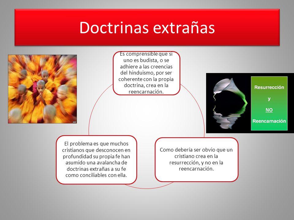Doctrinas extrañas