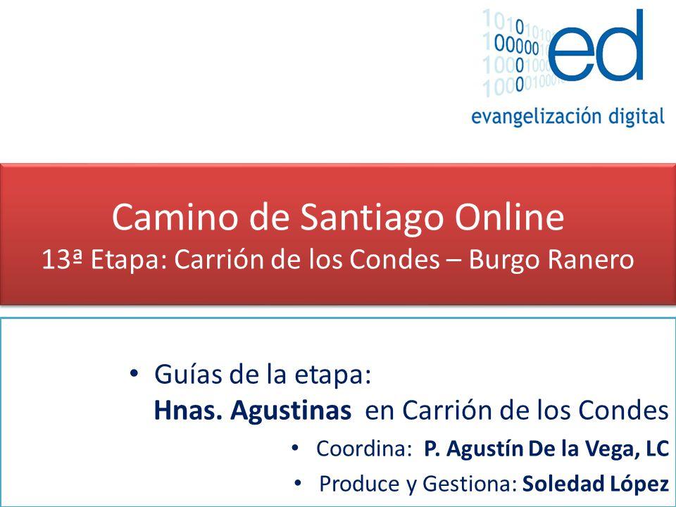 Camino de Santiago Online 13ª Etapa: Carrión de los Condes – Burgo Ranero