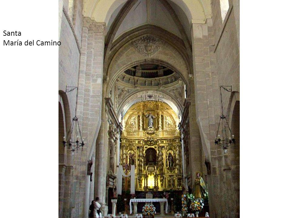 Santa María del Camino