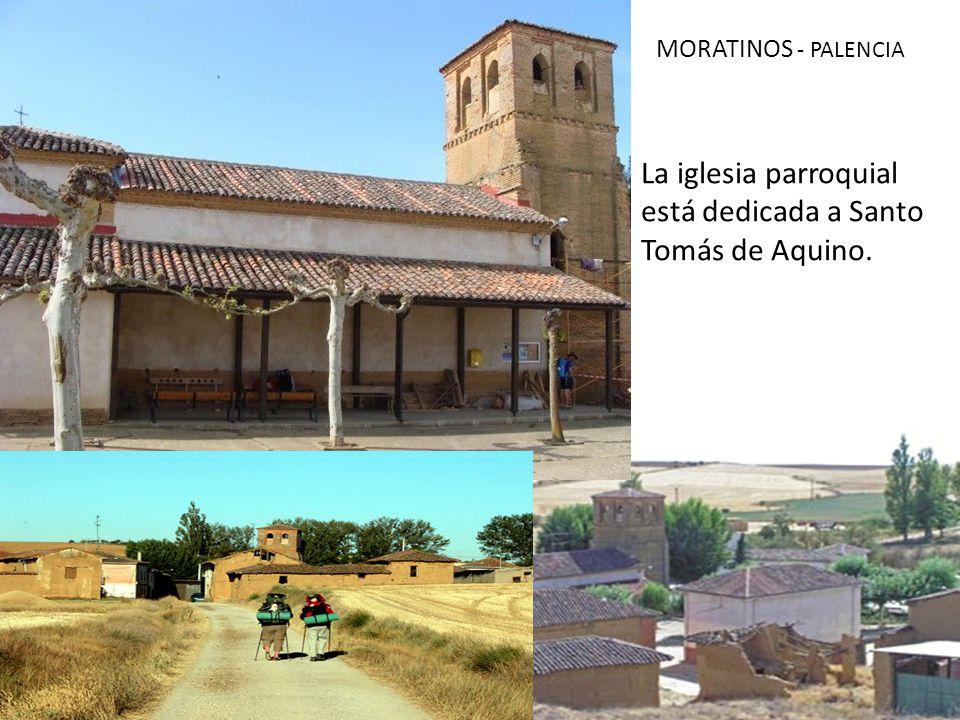 La iglesia parroquial está dedicada a Santo Tomás de Aquino.