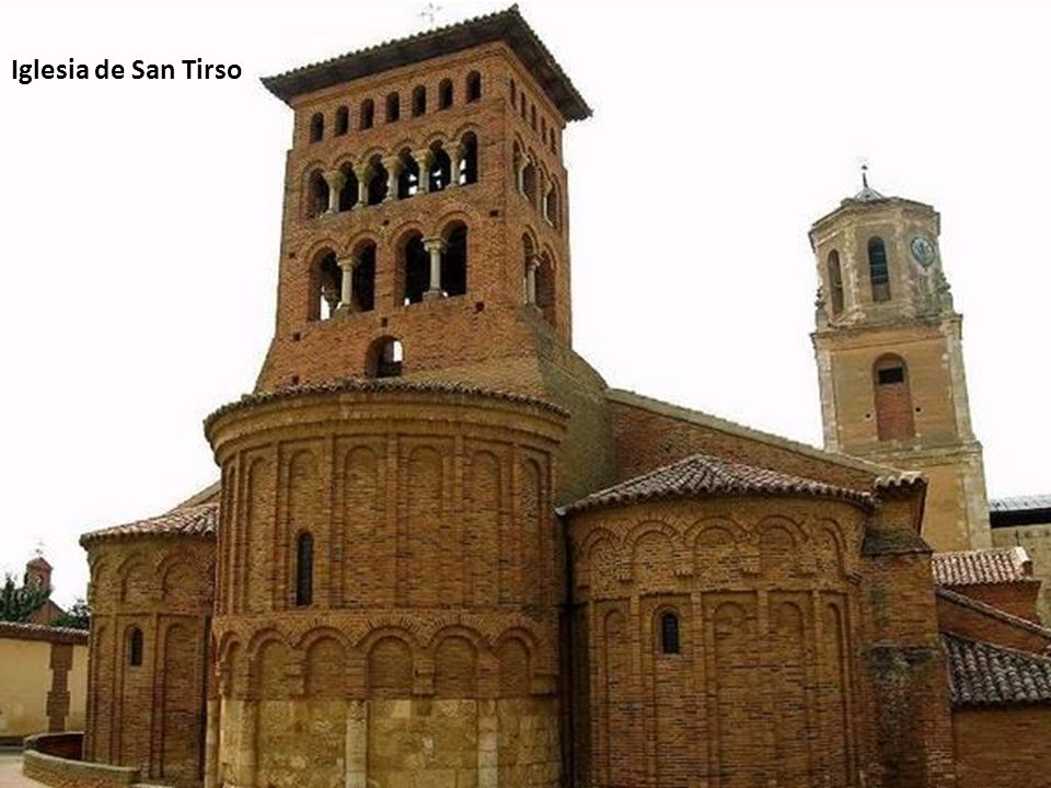 Iglesia de San Tirso